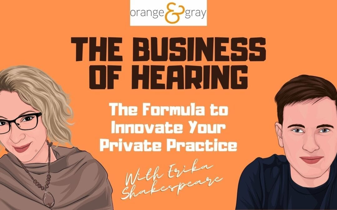 Episode 23The Formula to Innovate Your Practice Interview with Erika Shakespeare